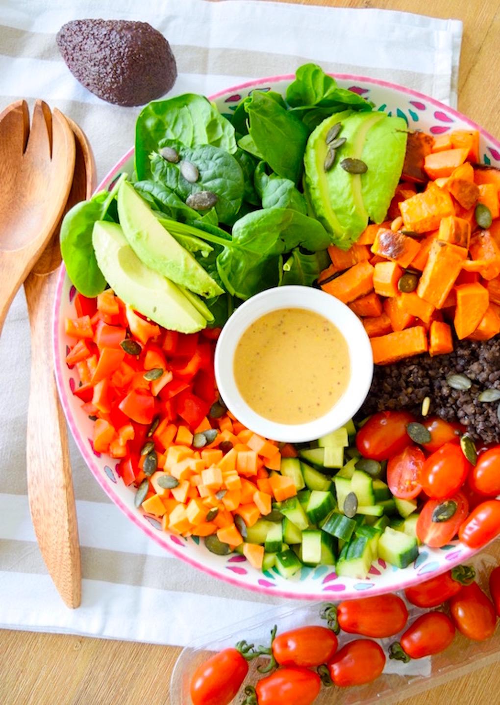 regenbogensalat